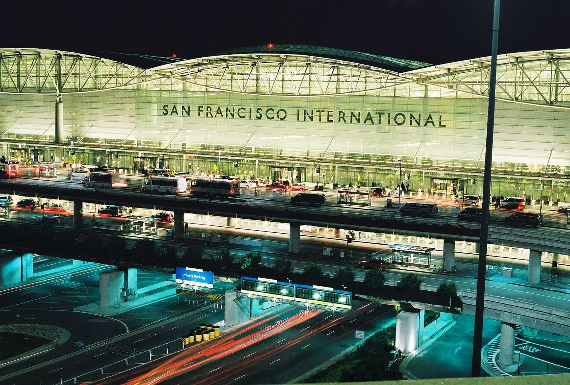Where To Eat At San Francisco International Airport Sfo