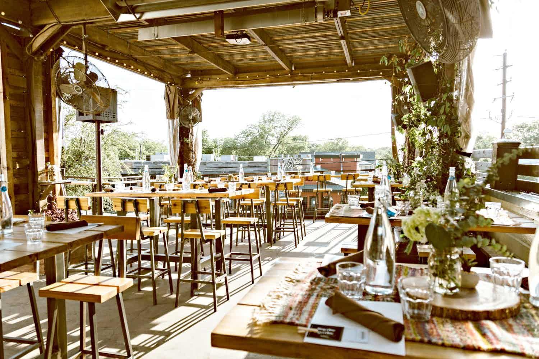 23 Must Visit Rooftop Bars Restaurants In Dallas Fort Worth Zagat