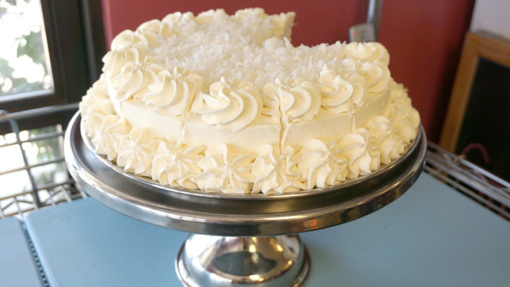Treat Yo Self: Coconut Cream Cake at The Elegant Truffle - Zagat