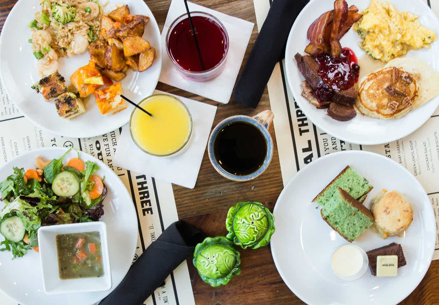 Prime The 9 Best Brunch Buffets In Atlanta Zagat Beutiful Home Inspiration Cosmmahrainfo
